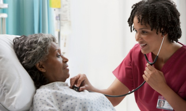 Higher heart age means higher health risks