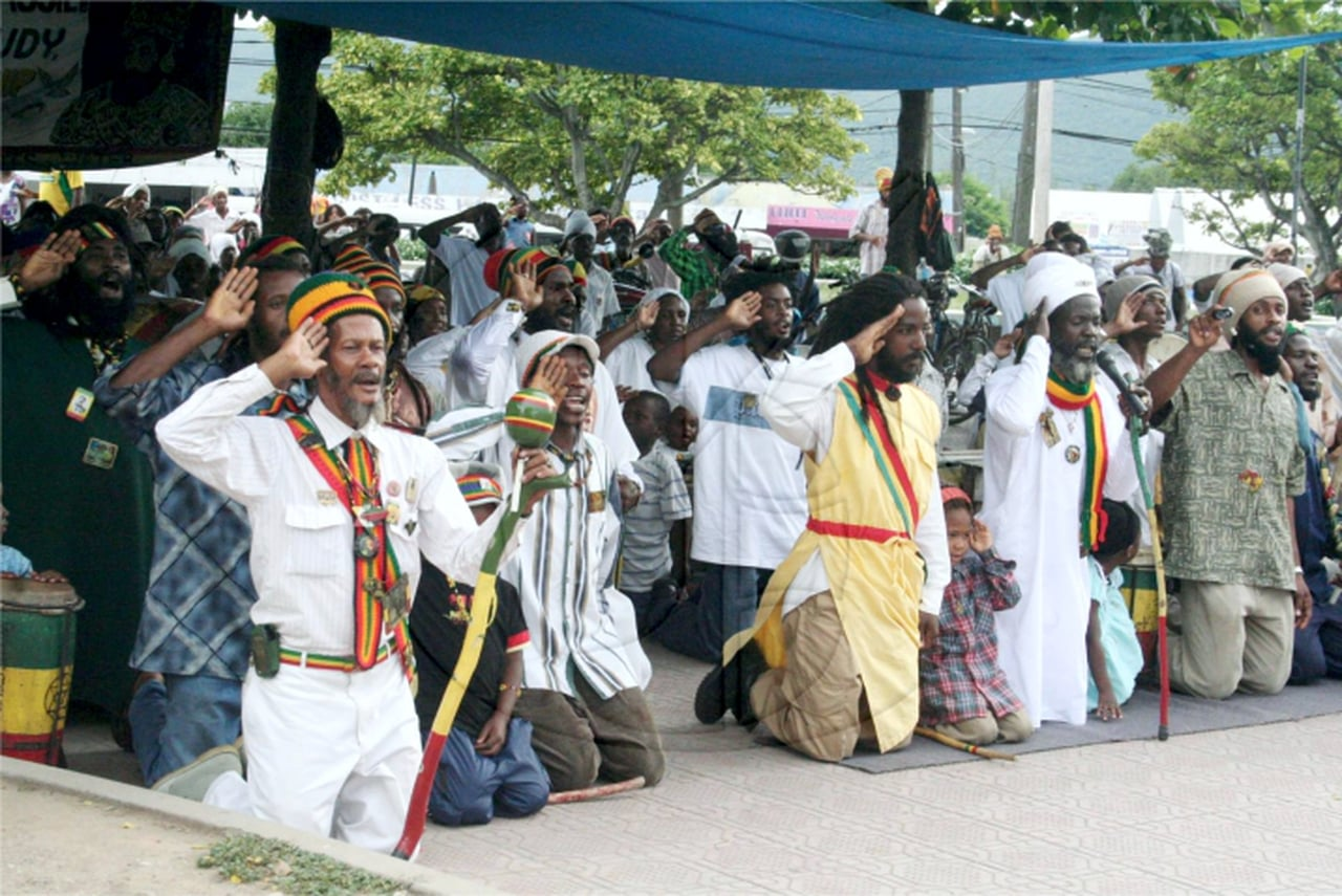 a history of rastafarianism a religious movement