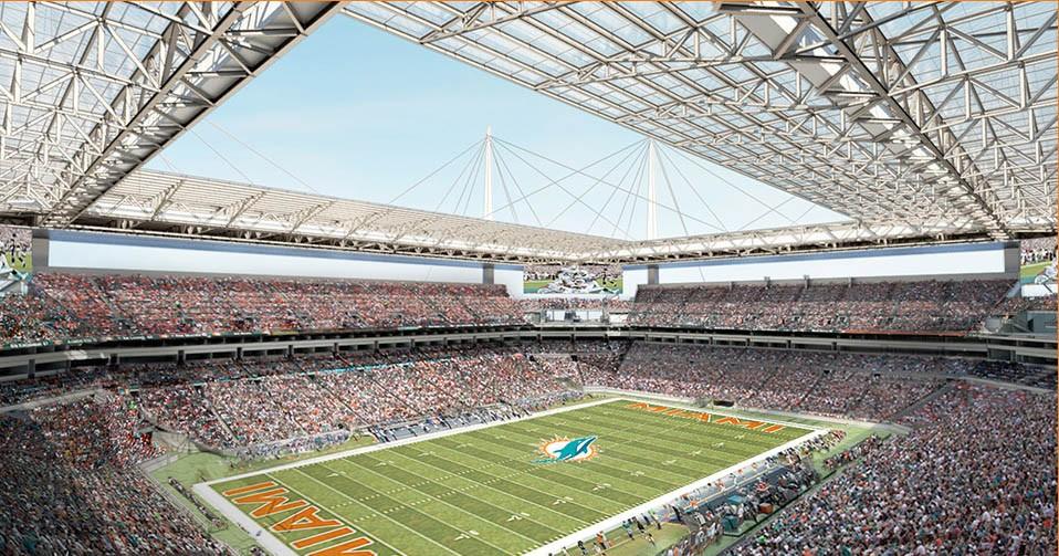 Miami Gardens Seeks Control Over Sun Life Stadium