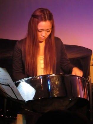 asami-nagakiya-playing-steel-pan