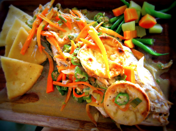 Three easy delicious jamaican easter recipes caribbean news fancys steamed fish recipe from gracefoods is the perfect meal after a long day of work accompanied with whole crackers after eating this tasty dish forumfinder Images