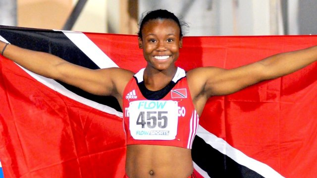 CARIFTA Gold for Khalifa St. Fort - Caribbean News