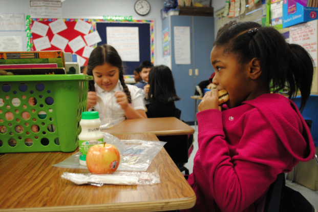 BCPS Middle School transforms access to daily nutrition ...