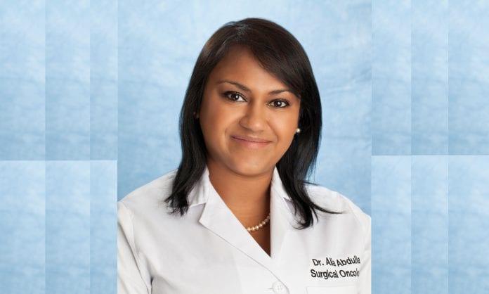 Guyana's Next Gen Diaspora Dr. Alia Abdulla