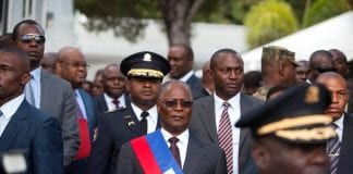 Haitian Lawmakers fear dissolution