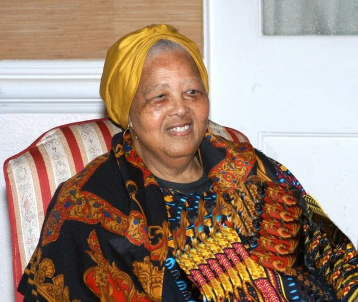 Ms. Lou in Color celebrates Jamaican poet