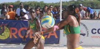 Team Jamaica Volleyball one step closer Olympics