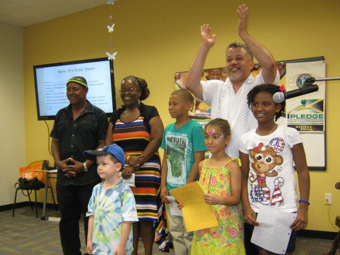 Broward College Library hosts Anancy Festival