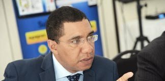 Jamaica Prime Minister Holness investment