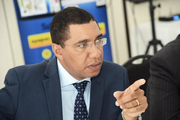 Jamaica Prime Minister Holness investment