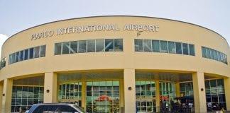 Trinidad and Tobago, Jamaica, travelers, Piarco International Airport