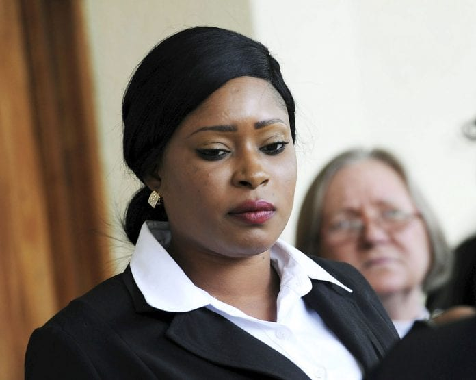 Shanique Myrie Jamaica Barbados court case