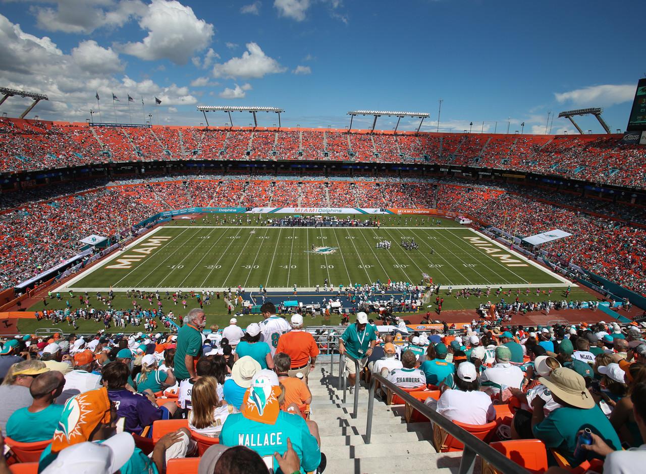Miami Dolphin Football Game >> Will Super Bowl boost Miami Gardens? - Caribbean News