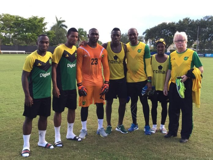 Reggae Boyz ready, says Schäfer