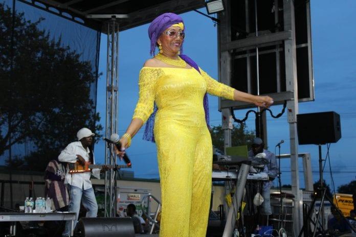 Community Pride at Caribbean Village 2016