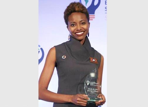 Jamaican Entrepreneur wins US State Dept Prize