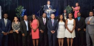 HACCOF honors top 20 Haitian-Americans under 40
