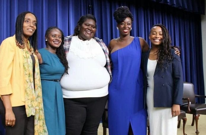 Caribbean Millennials speak out at the White House