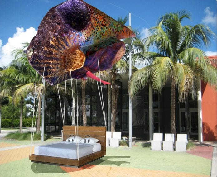 Art in the Sky launches at FIU
