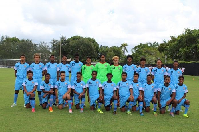 Cayman U-17
