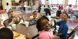 BCPS launches after-school supper program