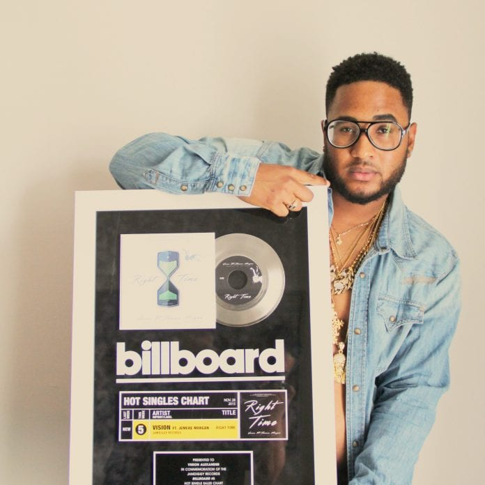 Vision Motivated by Billboard Hot Singles Chart