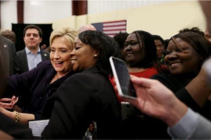 Hillary Clintoon