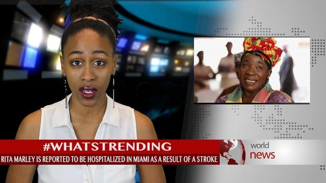 Rita Marley Suffers A Stroke In Miami Caribbean News