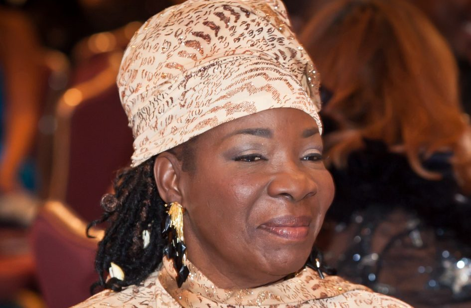 Rita Marley Hospitalized In Miami After A Stroke Caribbean News