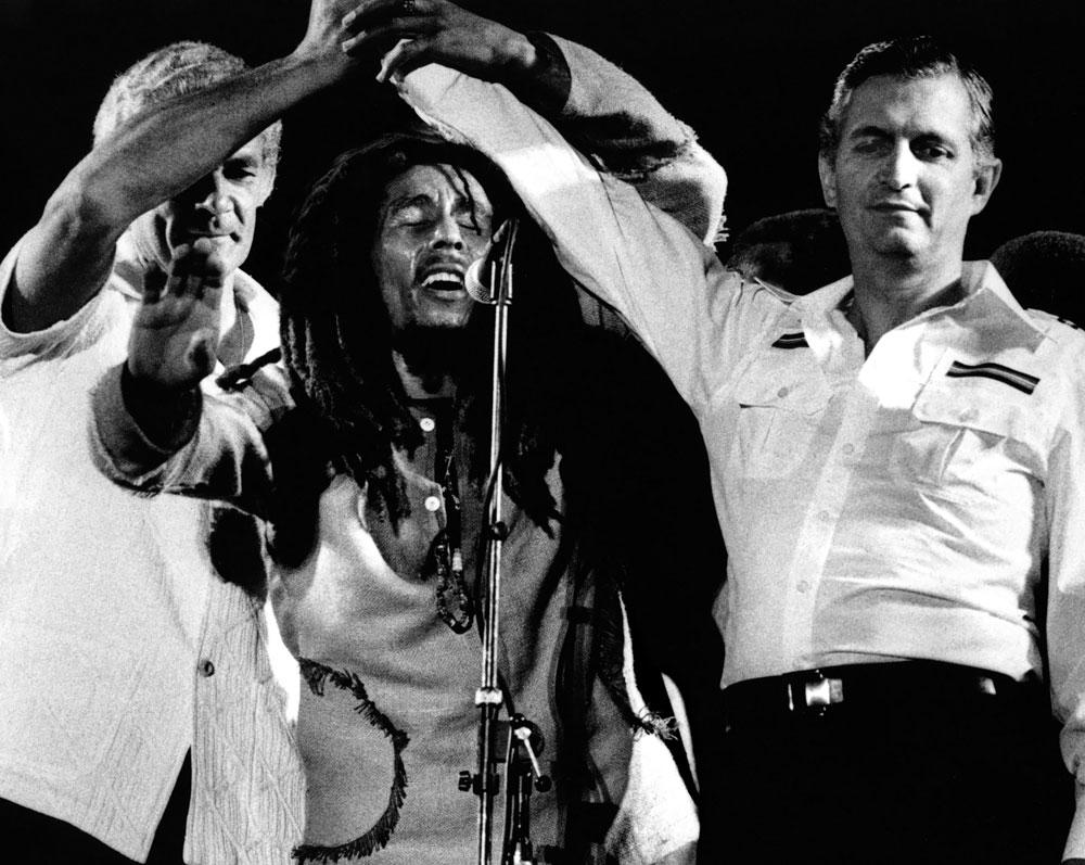 Αποτέλεσμα εικόνας για Bob Marley was baptised