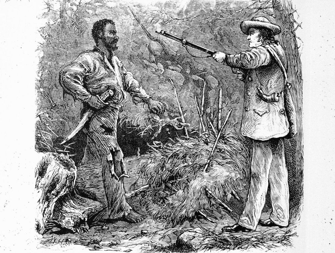 the effects of slavery and class conflict on the american republic Led to american indian resistance and conflict in spite of slavery,  politics and power  reaction to these attempts produced a new american republic,.
