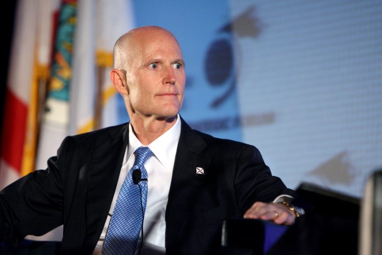 Florida governor opens mansion to troopers heading to ... |Florida State Governor