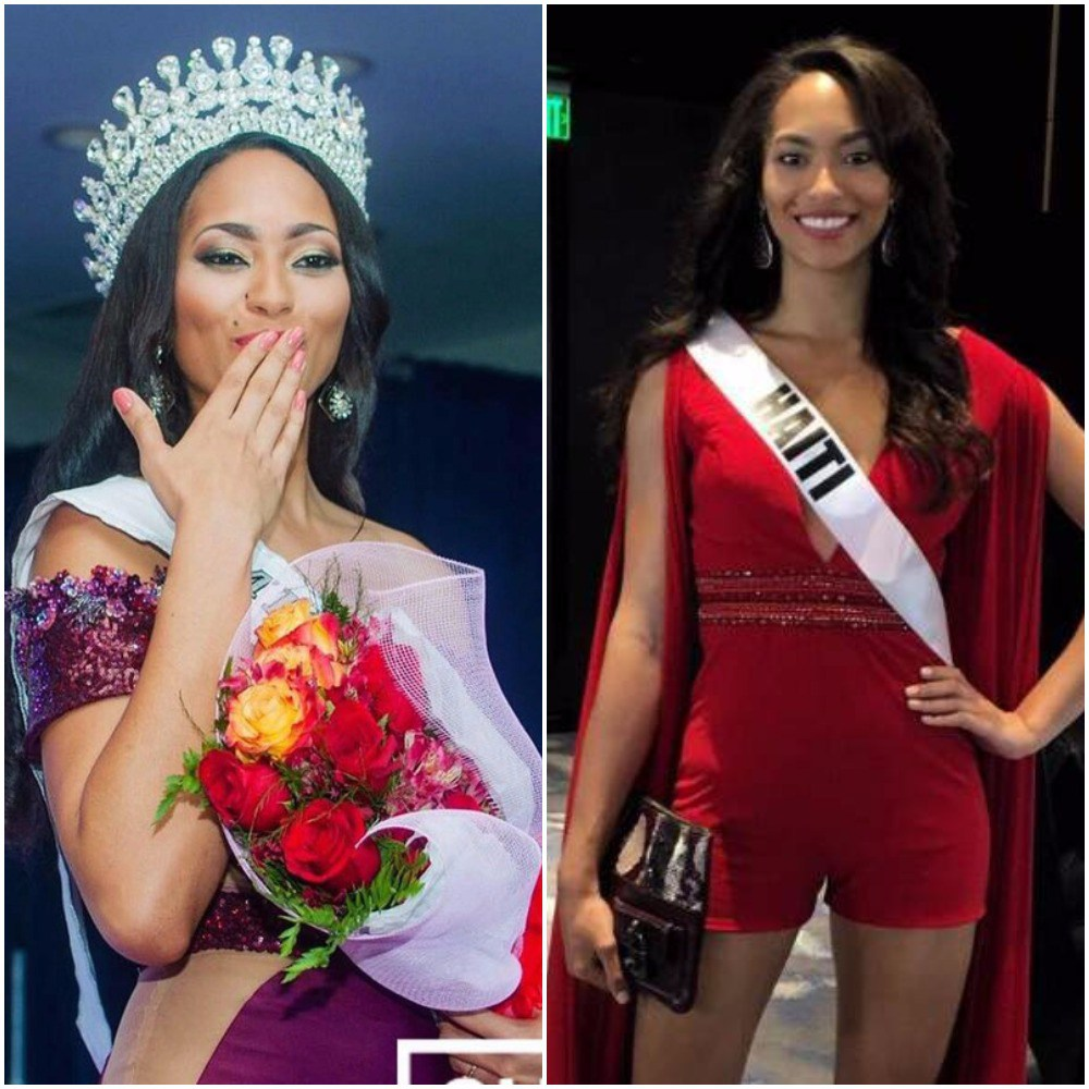 haitian beauty places second in miss universe 2017 caribbean news