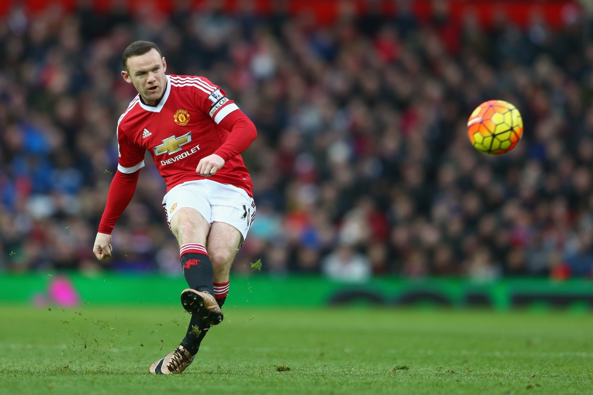 No football in China for Wayne Rooney