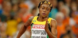 Elaine Thompson-Herah