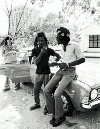 Peter Tosh and Bunny Wailer museum edna manley college