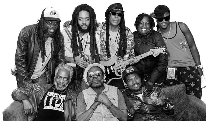 The Wailers return to Palm Beach