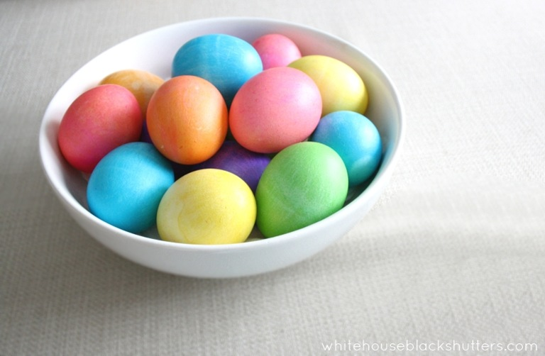 Caribbean Easter Egg Dye Recipe