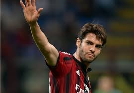 Kaka...the highest paid player in the MLS