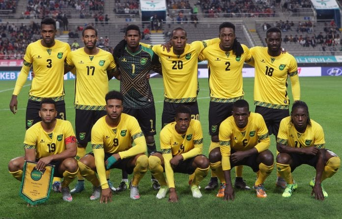 Jamaican team at CONCACAF World Cup - Caribbean National Weekly News