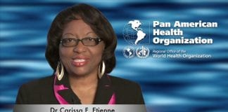 Dr. Carissa Etienne - Caribbean News Weekly