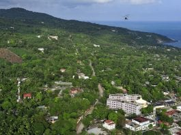 Aerial View of Haiti's Port Au Prince - Caribbean National Weekly News