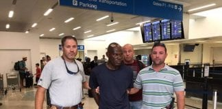 Pascal Estime Apprehended at Hollywood Airport - Caribbean National Weekly News