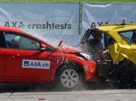 Two Crashed cars insurance claim - Caribbean National Weekly News