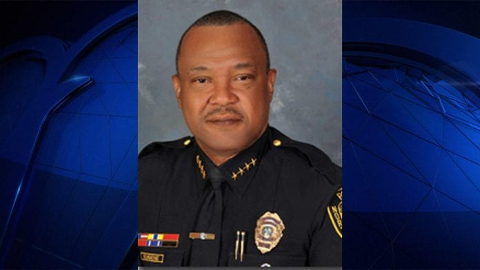 Former Police Chief Gary Eugene - Caribbean National Weekly News