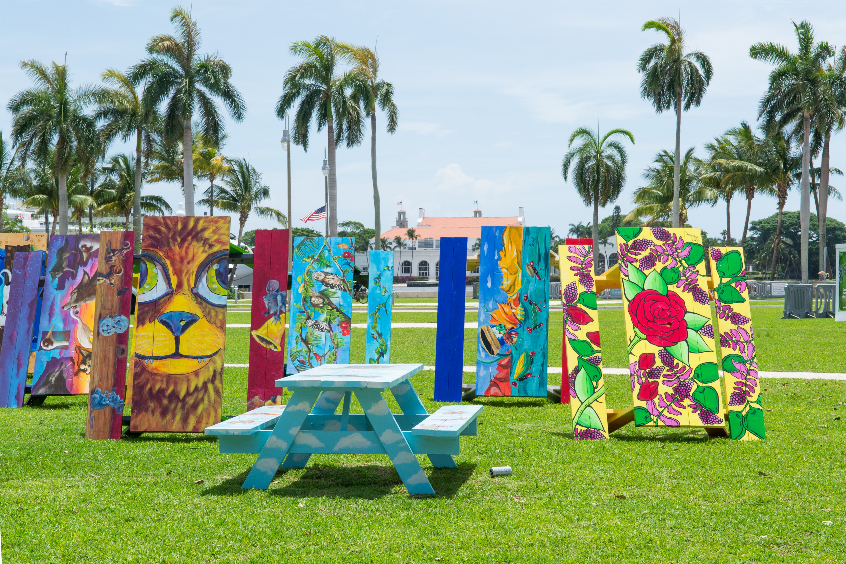 Fabled tables to give good fortune to over 25 nonprofits for Table 52 west palm beach