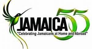 Jamaica 55 logo - Caribbean National Weekly News