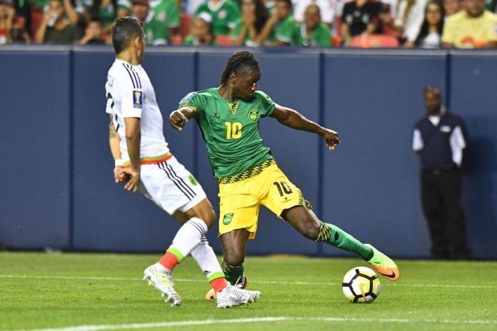 Jamaican Football Players - Caribbean National Weekly News
