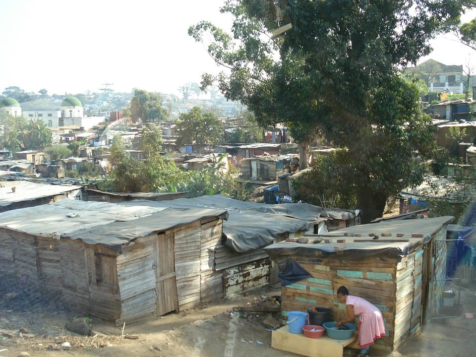 Poverty Shanty - Caribbean National Weekly News