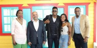 Voice Winner Honeymoon In Antigua and Barbuda - Caribbean National Weekly News